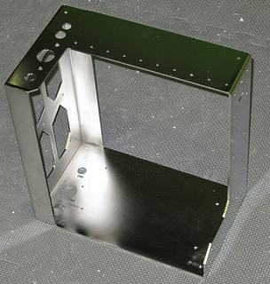 Stainless Steel M2 Frame