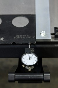Raytech Measuring Systems squareness gage