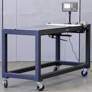Raytech Measuring Systems single axis table