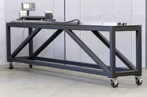 Raytech Measuring Systems barstock table