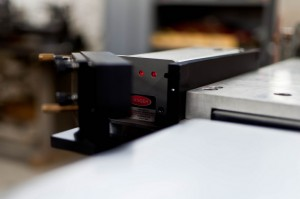 An Optodyne laser system used for calibration